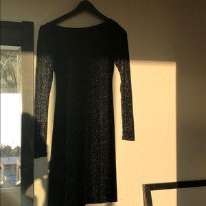 Short shining dress
